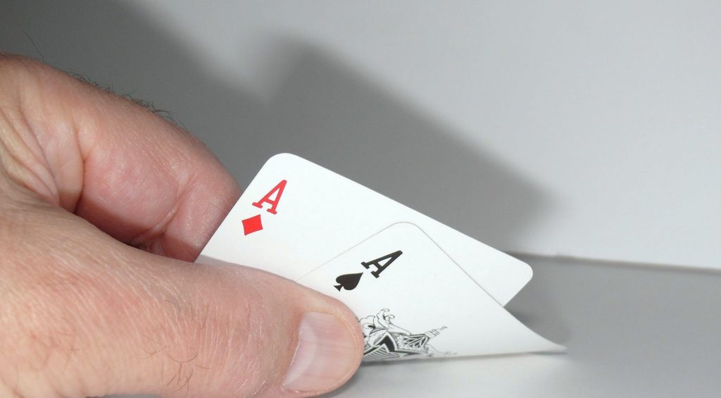ace business card card game 1024x565 - Poker101: A Beginner's Guide to Playing Poker Like A Pro