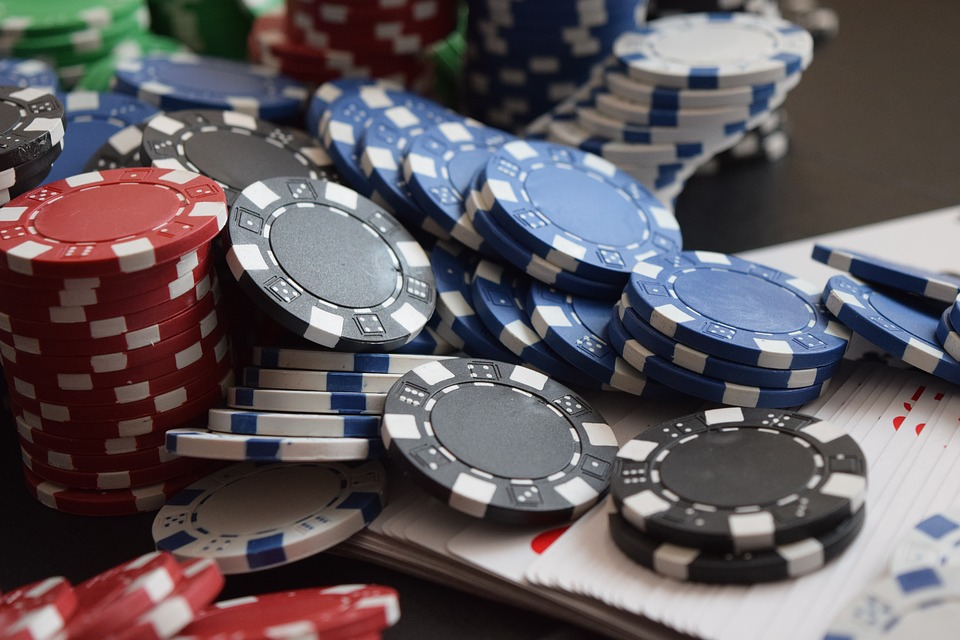 casino cchips on table - Poker101: A Beginner's Guide to Playing Poker Like A Pro
