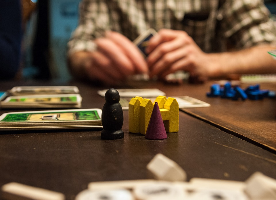 board game settlers of catan game - 8 Reasons Why You Should Start Playing Board Games