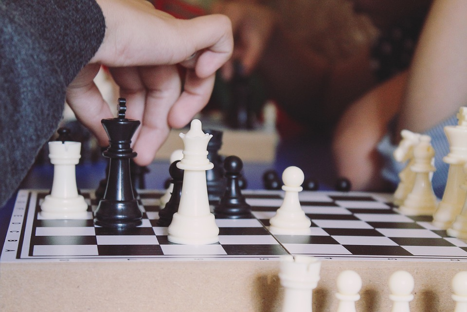 game chess competition move play - 8 Reasons Why You Should Start Playing Board Games